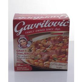 Gavrilovic Gavrilovic Grah Sa Slaninom | Bohnen mit Speck | 300 G