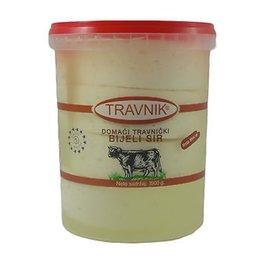 Travnik Travnicki   Hausgemachter Käse   1500G