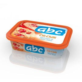 ABC Svjezi Krem Sir Chili   ABC Classic Chili Frischkäse   100G