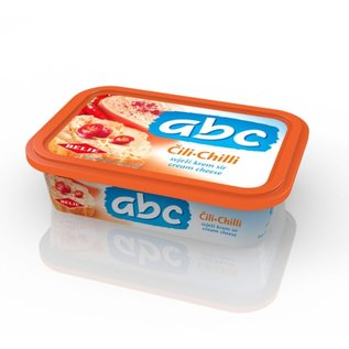 ABC Svjezi Krem Sir Chili | ABC Classic Chili verse kaas | 100G