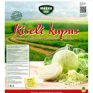 Mezza Zuurkool / Kiseli Kupus | Mezza, verpakking 2KG a 3KG | prijs per KG