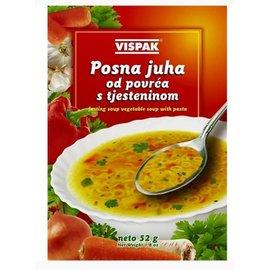 Vispak Posna Juha | Groente Soep | Vispak 65G
