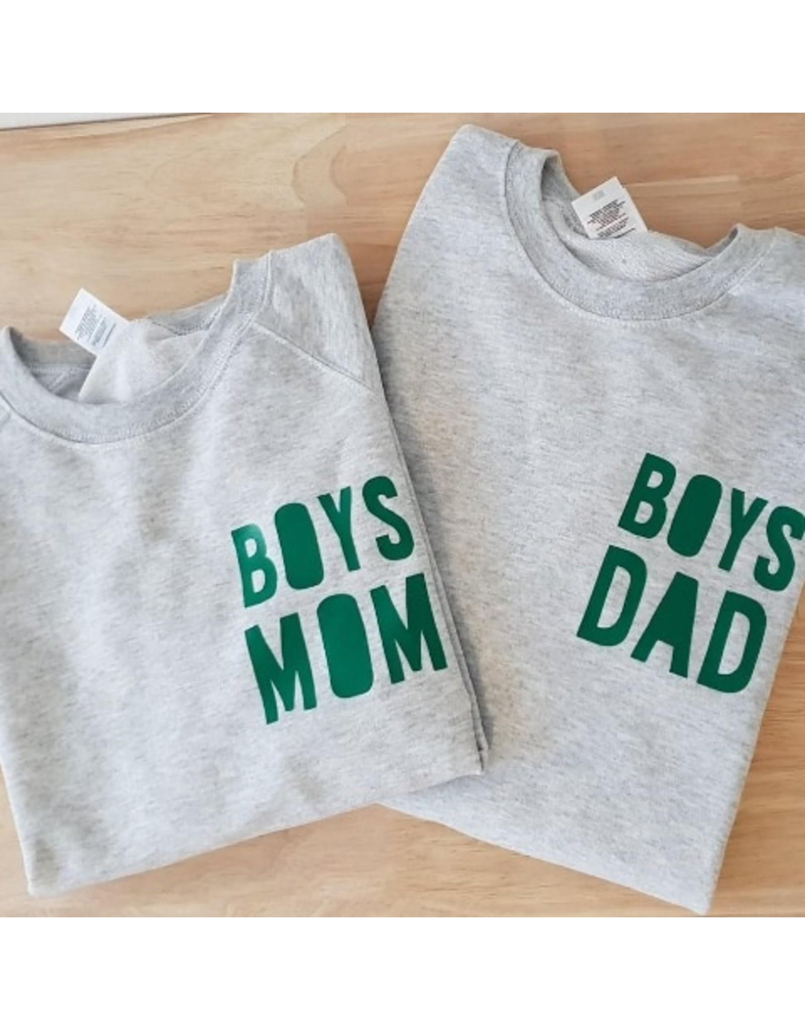 Set: Sweaters - Boys mom & Boys dad