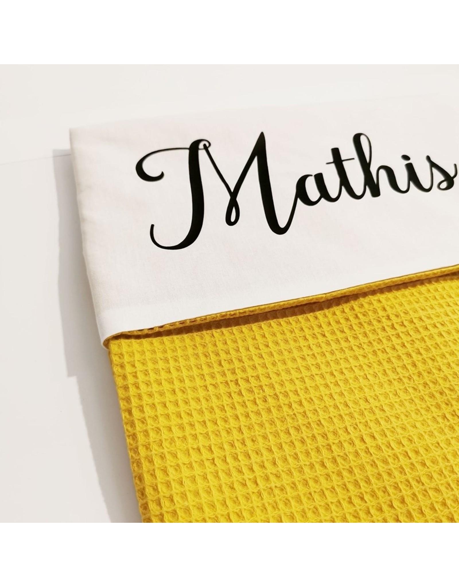 Dekentje MATHIS