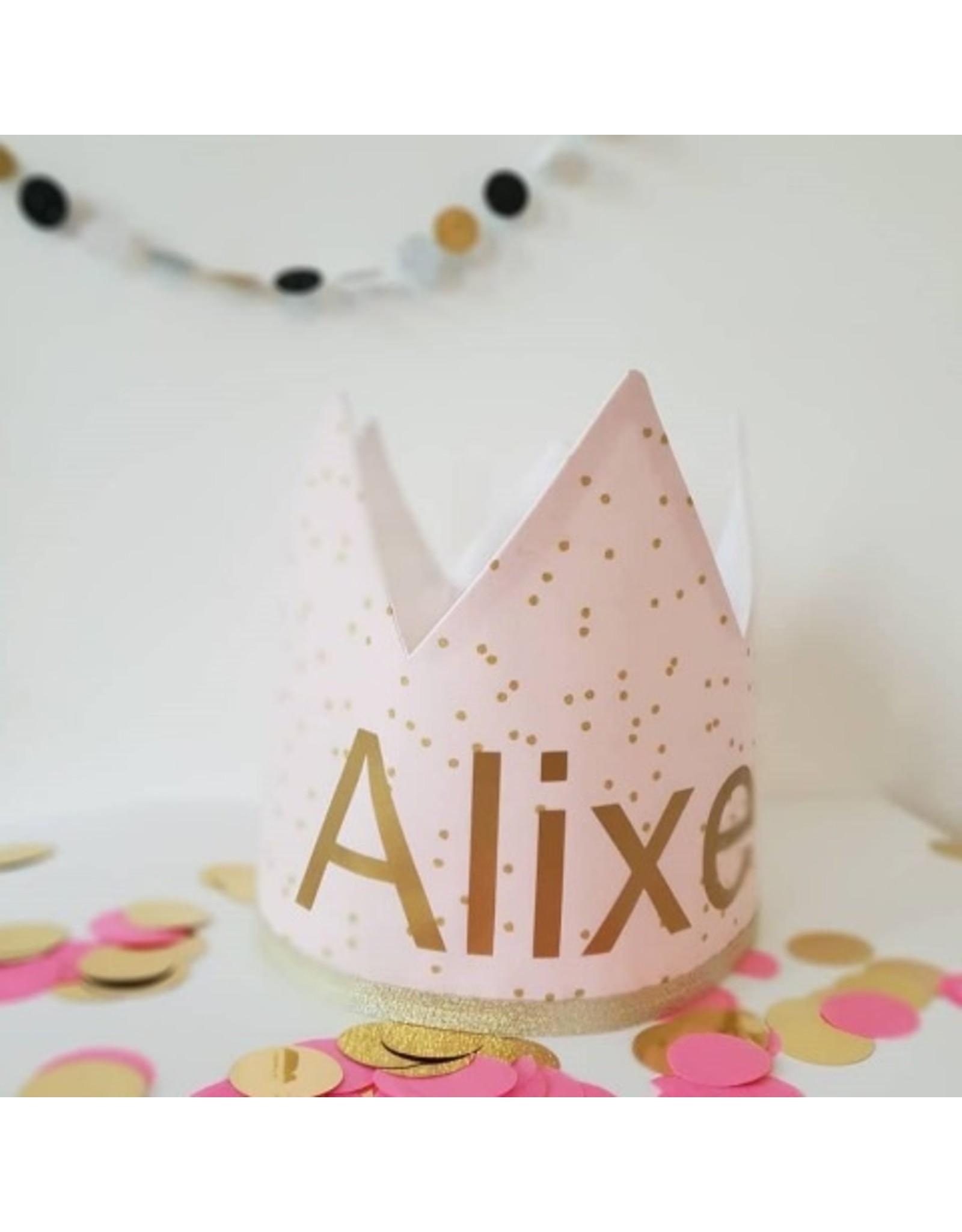 Verjaardagskroon ALIXE
