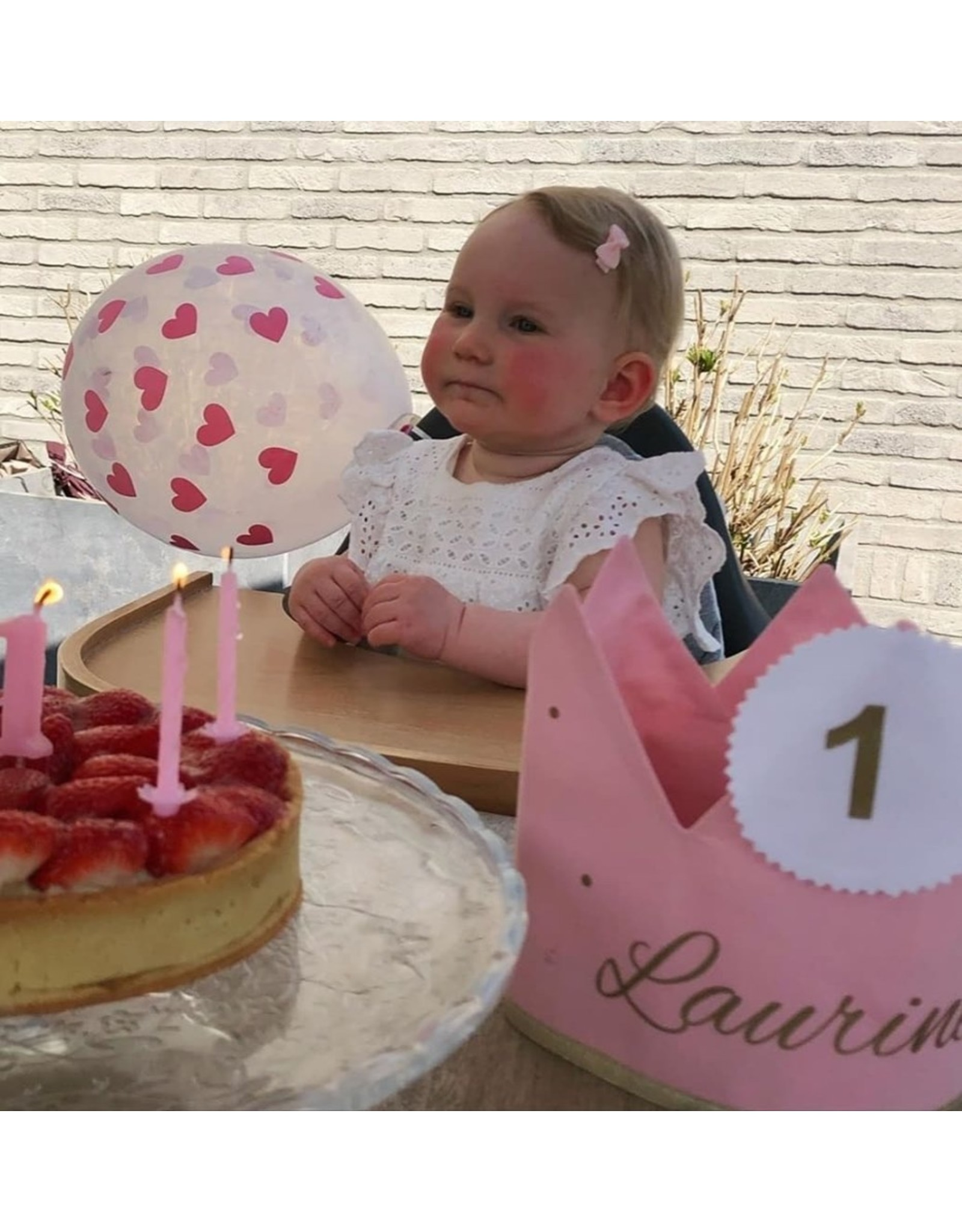 Verjaardagskroon LAURINE