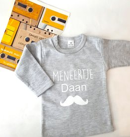 Momof3 Sweater: Meneertje