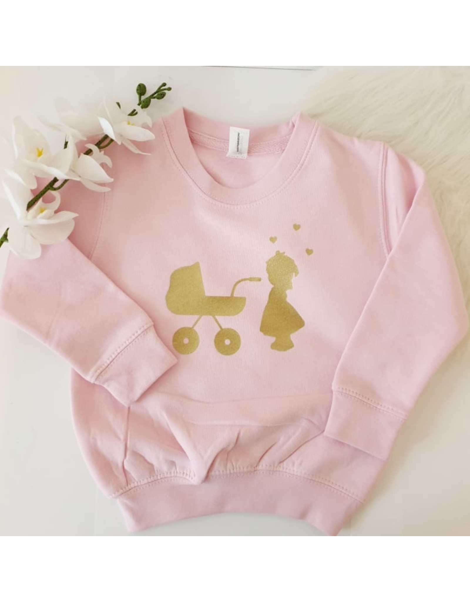 Momof3 Sweater: Promoted