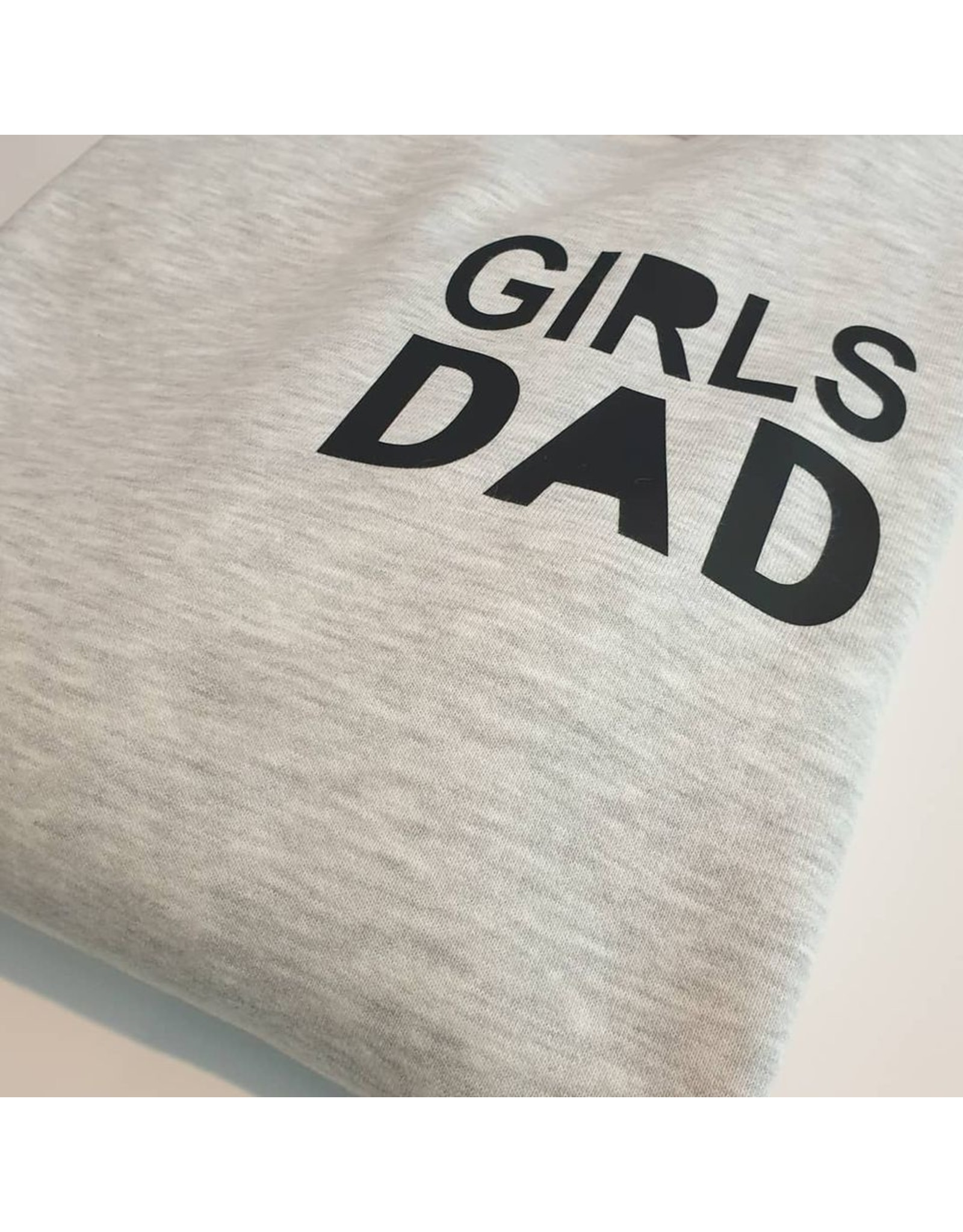 Momof3 Sweater: GIRLS DAD
