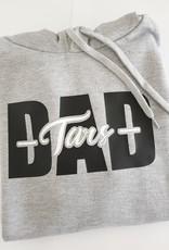 Momof3 Hoodie: DAD