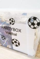 Feestkoffer: Voetbal