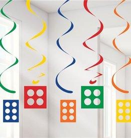Lego hangdecoratie