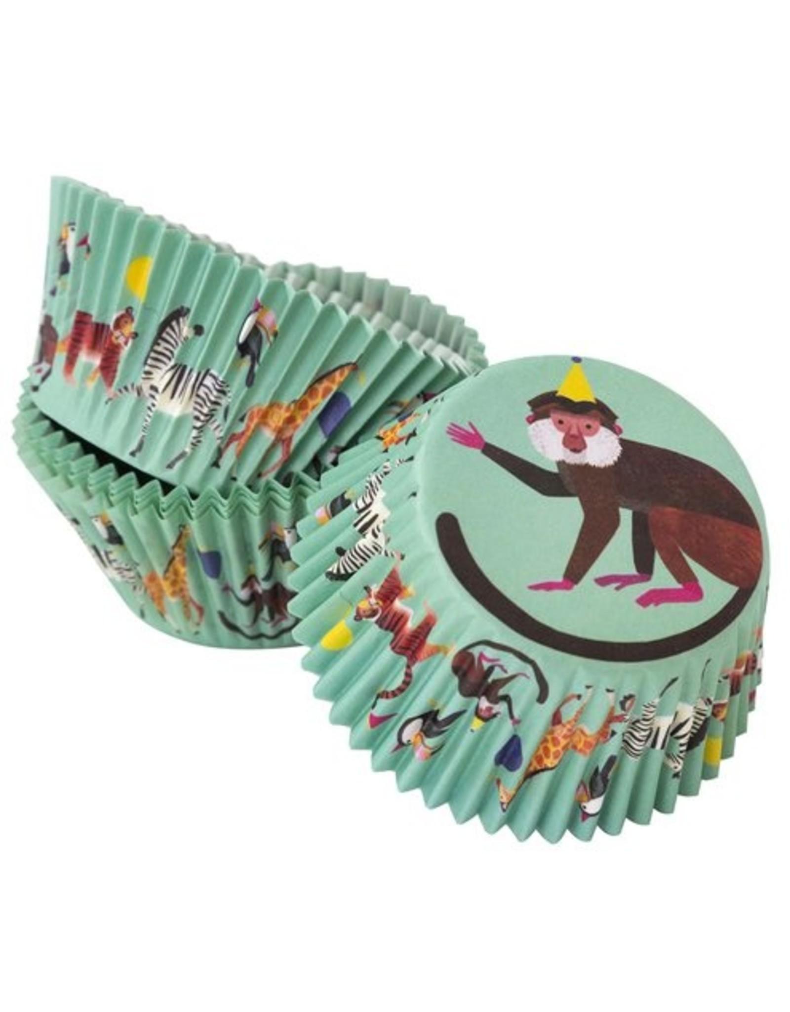 Cup cakevorm dieren