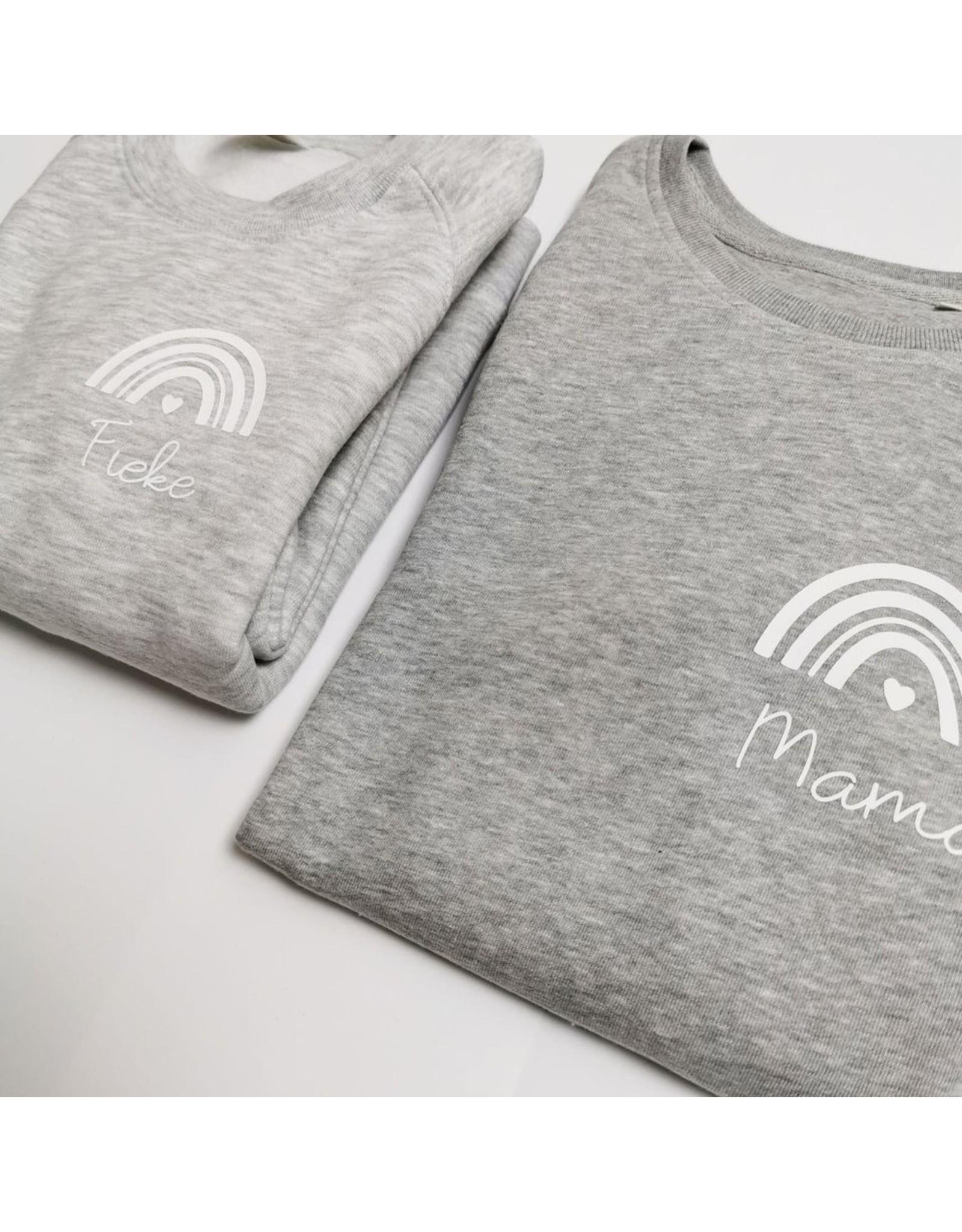 Twinning sweater