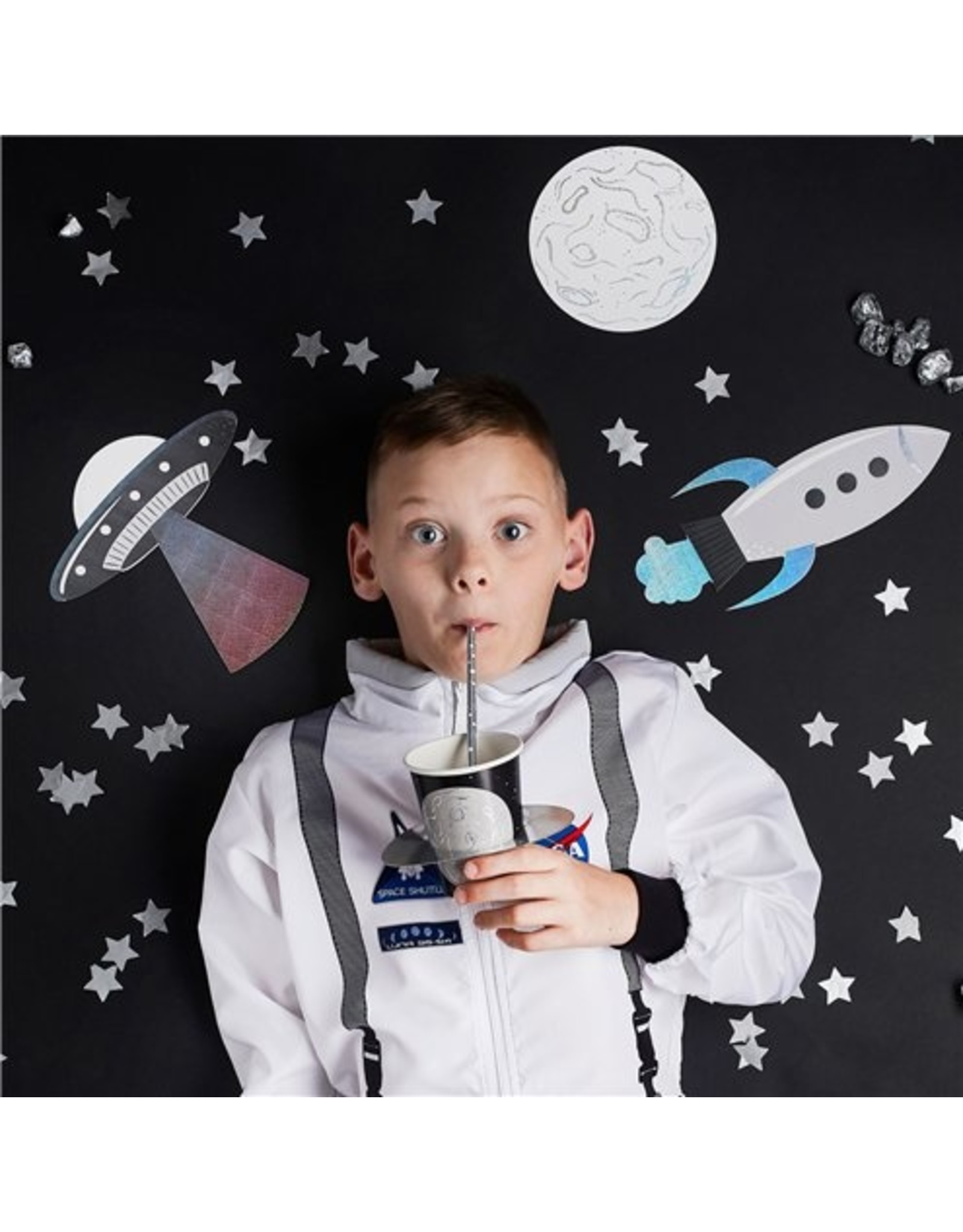 Folieballon astronaut 81cm