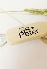 Flessenopener: Peter