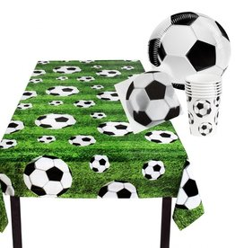 Feestpakket voetbal 25 delig