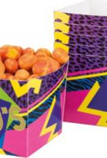8 disco snackbakjes