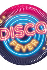 6 disco bordjes