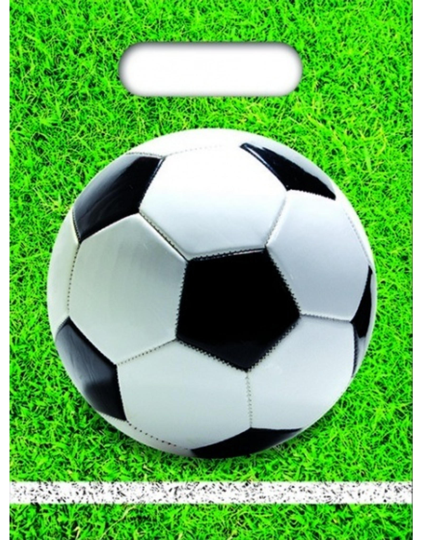 uitdeelzakjes voetbal