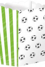 Feestbakjes voetbal