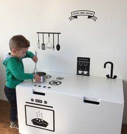 Stickerset: keuken basis
