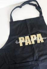 Keukenschort: papa