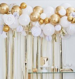 Gingerray Ballonnenboog: Gold