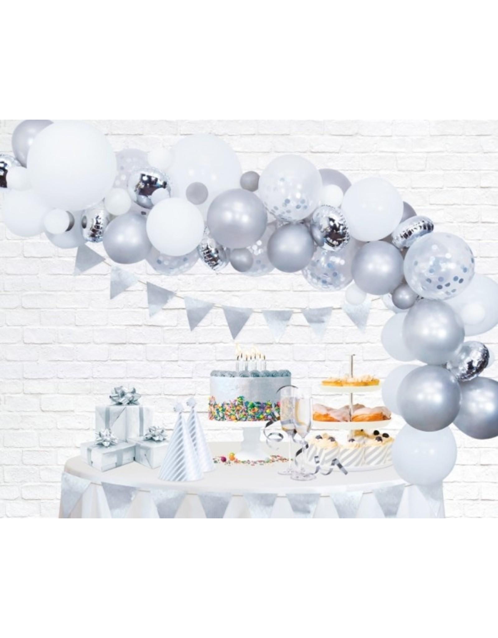 Ballonnenboog: Zilver