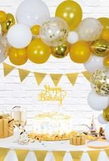Ballonnenboog: Goud