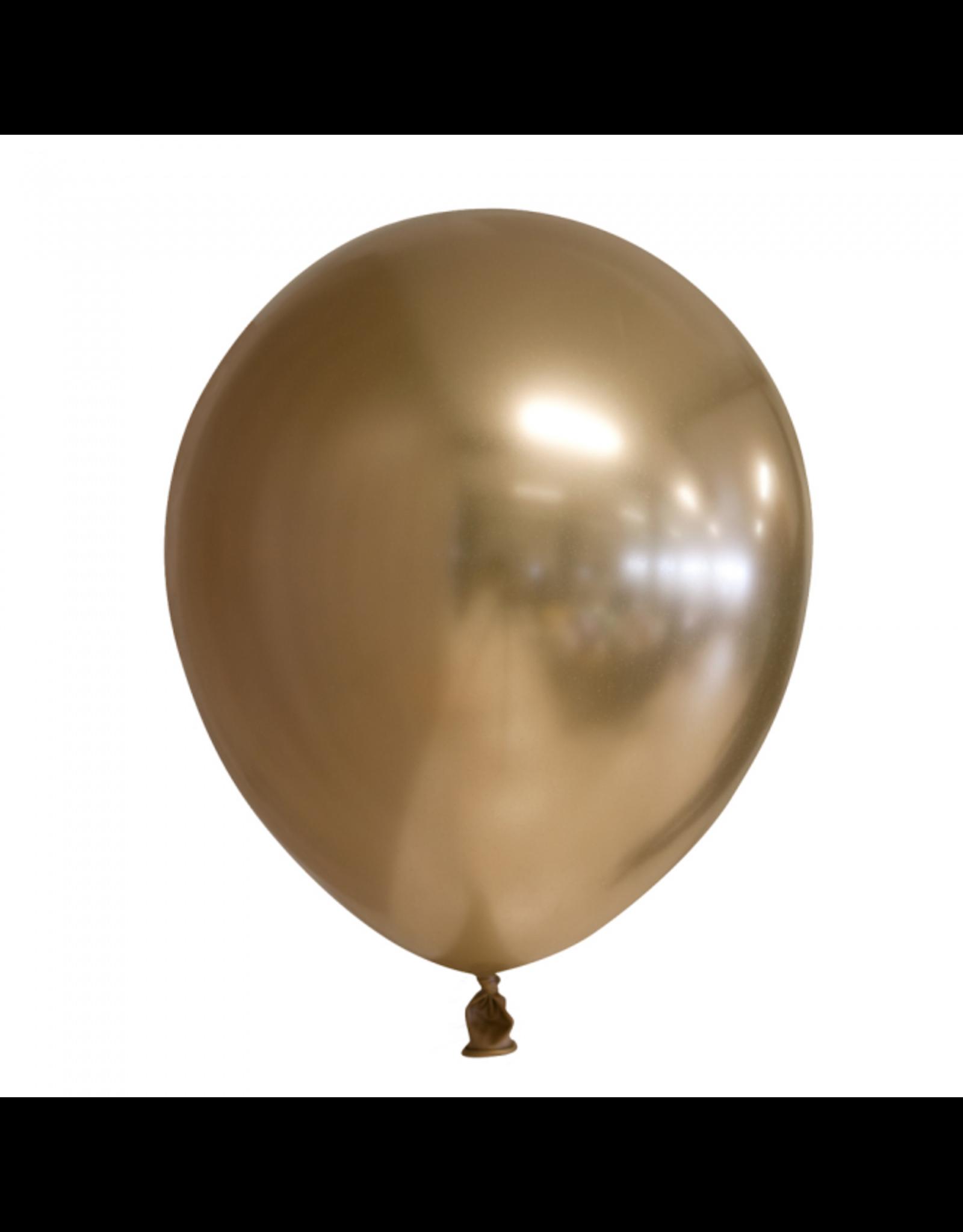 10 gouden ballonnen