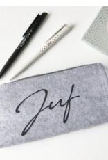 Pen: juf