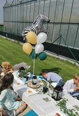 Folieballon: Zebra