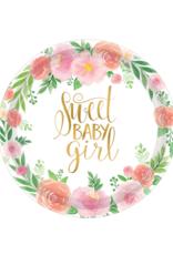 Bordjes: sweet baby girl