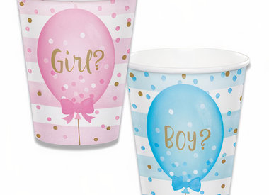 Gender reveal/ babyshower