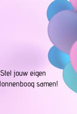 Ballonnenboog: Kies je eigen kleuren