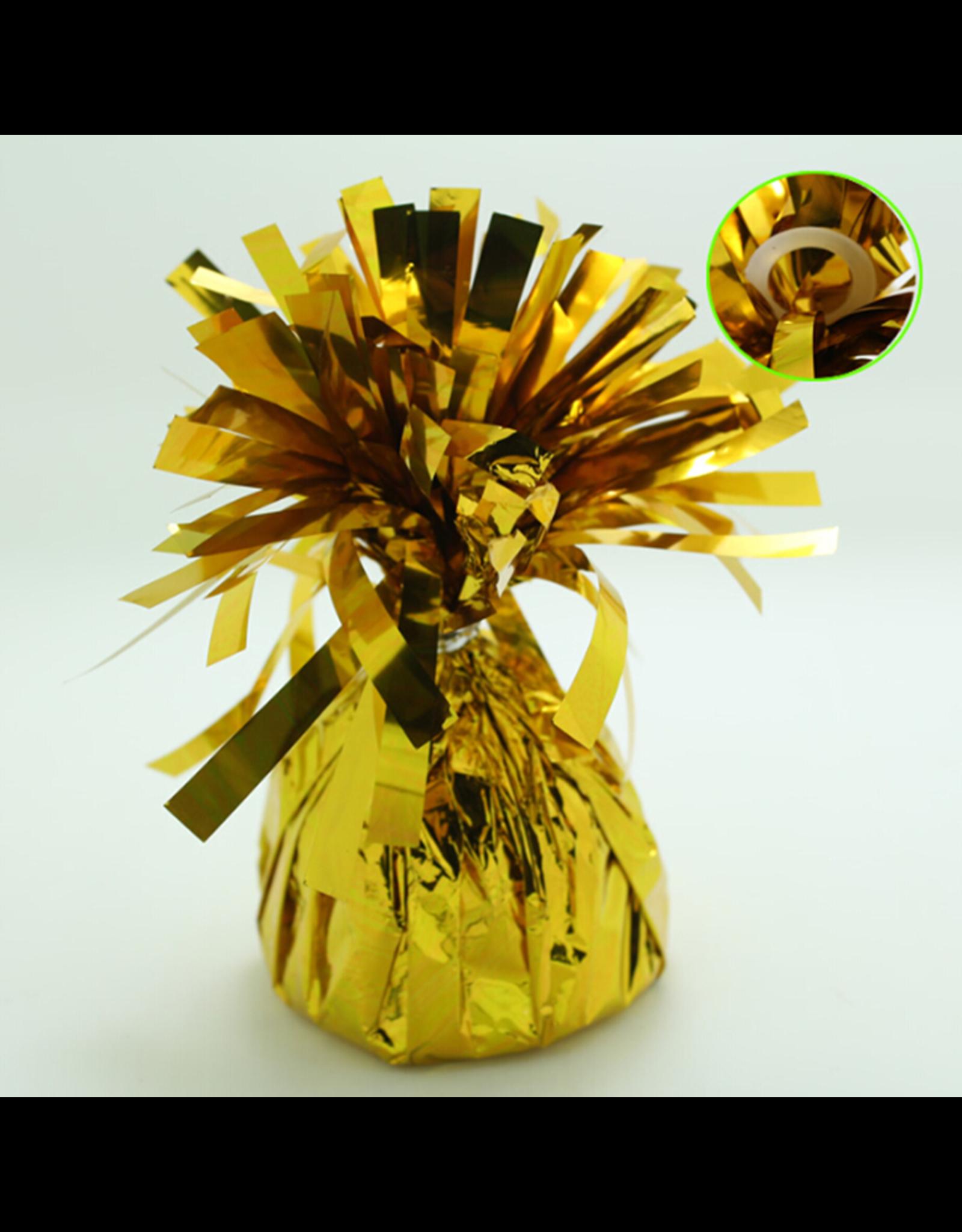 Ballonnengewichtje: Goud