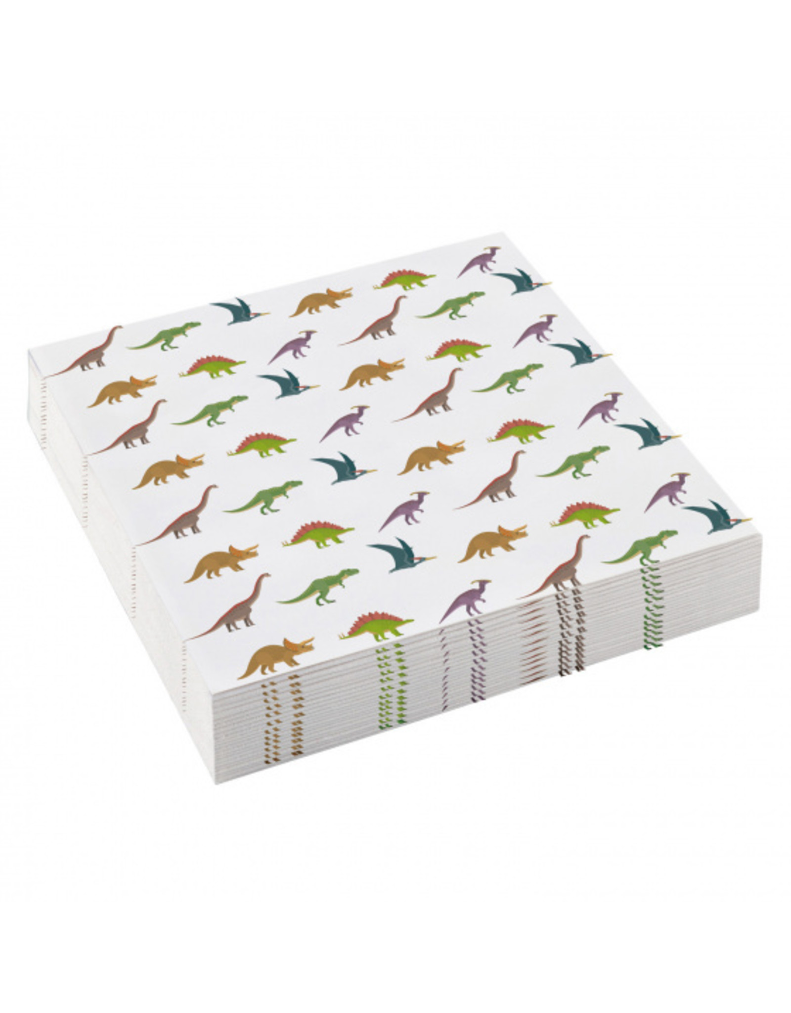 20 Dino servetten