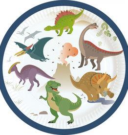 Dinobordje 8x 18cm