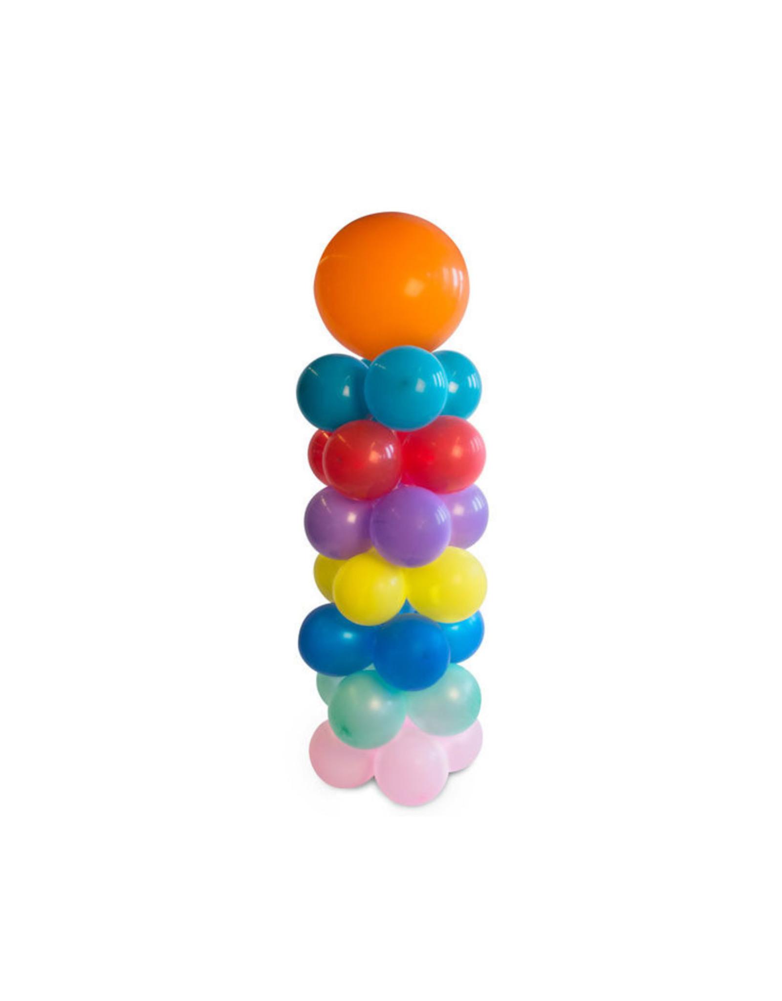 Diy ballonnenpilaar set
