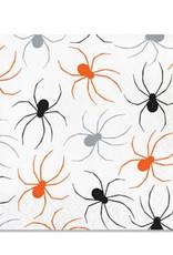 16 spinnenservetten