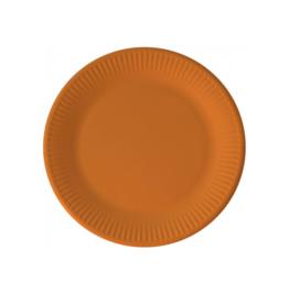 Oranje feestbord 8x