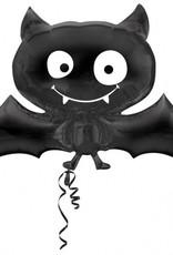 Folieballon vleermuis