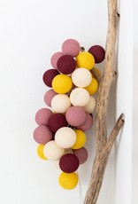 Cotton Ball Lichtslinger: Auntumn