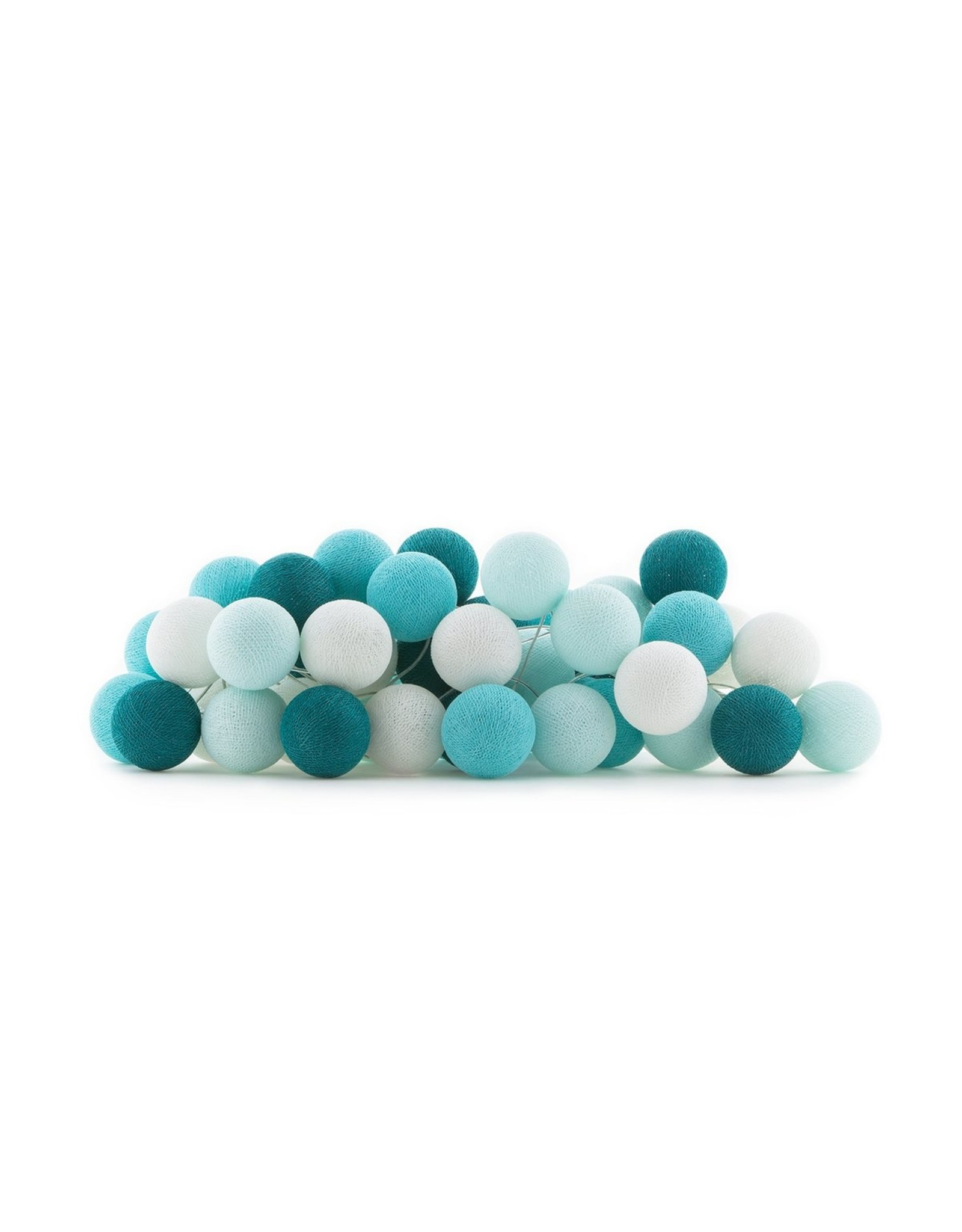Cotton Ball Lichtslinger: Aqua