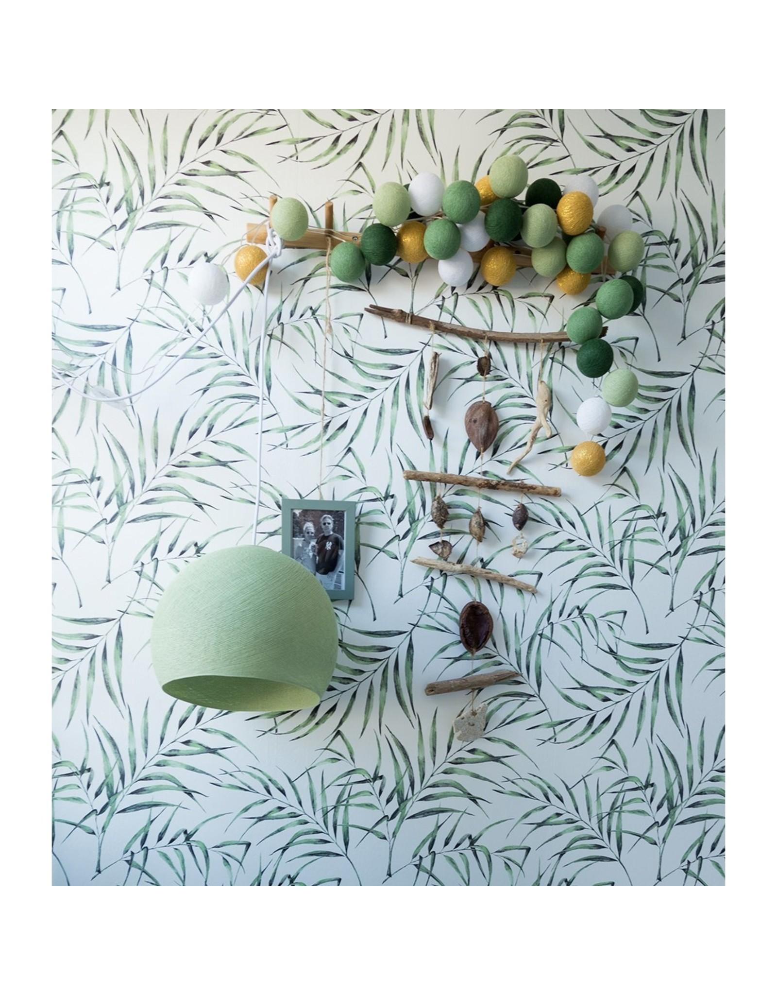 Cotton Ball Lichtslinger: Sparkling palm