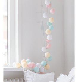 Cotton Ball Lichtslinger: Pastel