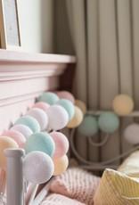 Cotten Ball Lichtslinger: Pastel