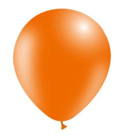 Latex ballon: Oranje