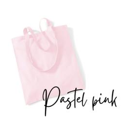 Blanco; Pastel pink